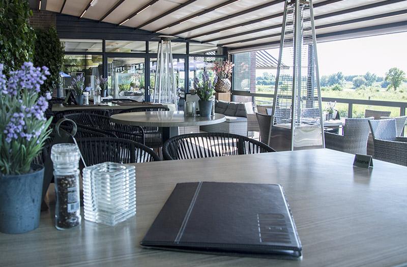 terras restaurant de blaauwe kamer wageningen